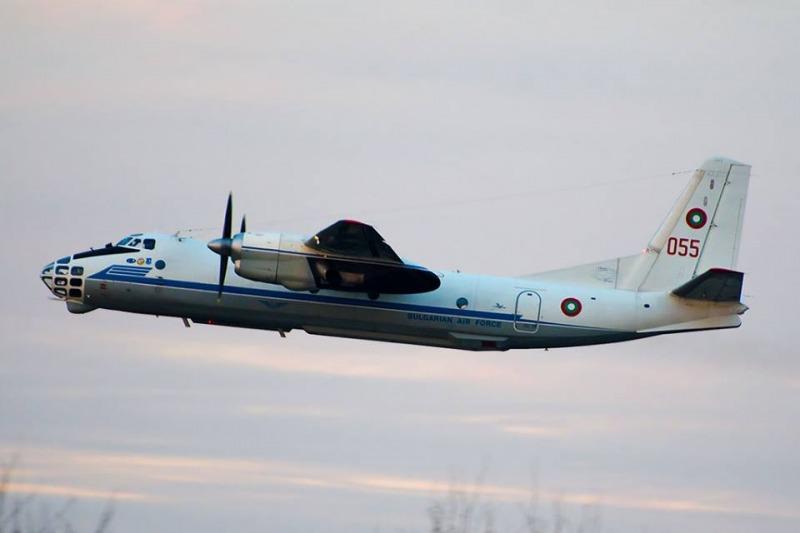 An-30 BulAF